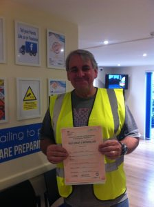Andrew West from Newcastle PASSED CPC MOD 4