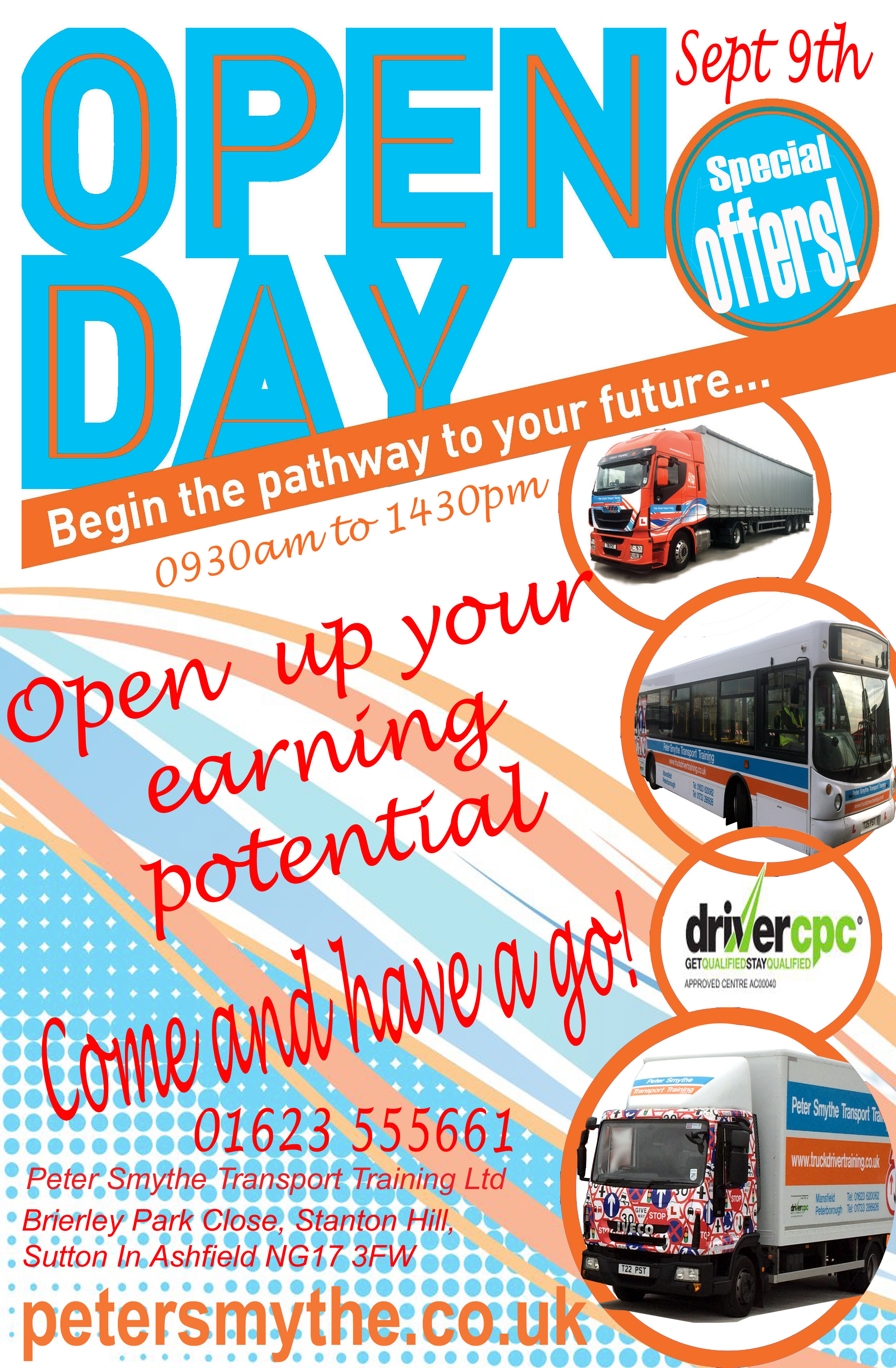 HGV Open Day