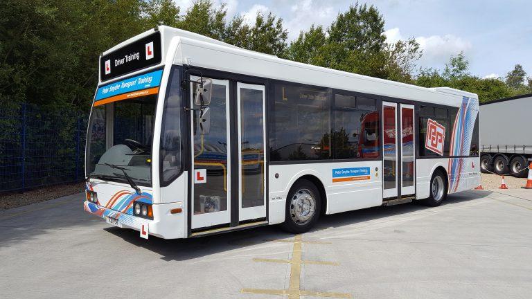 Optare Bus PSV
