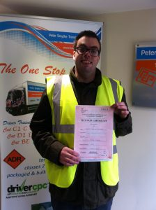 Robert Hutchings from Birmingham PASSED CPC MOD 4#ipassedwithpstt
