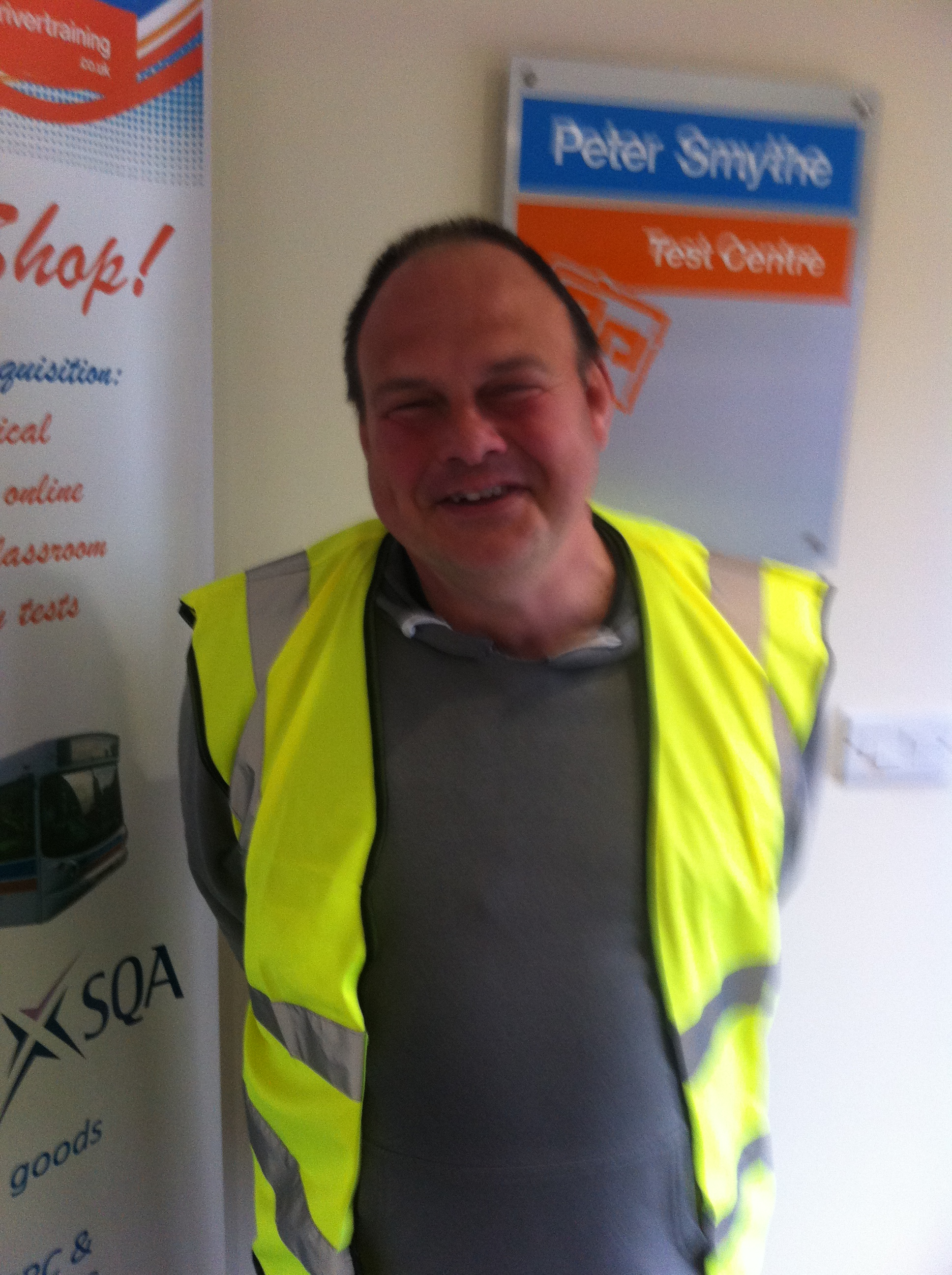Dale Slaney from Lincoln PASSED CPC MOD 4 #ipassedwithpstt